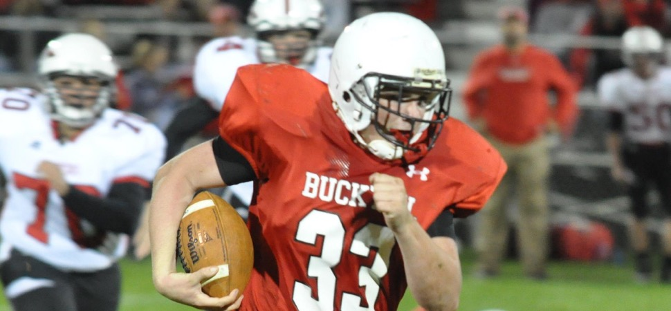 Bucktail Football League Records