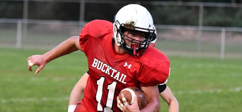 Bucktail Football Varsity Records